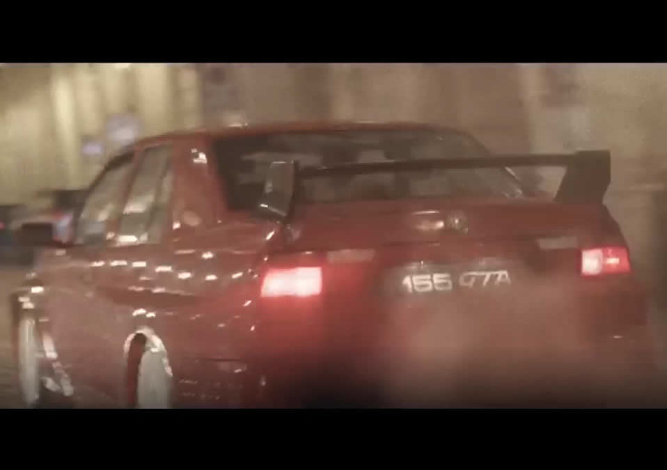 Biscioni Goodbye 155 GTA
